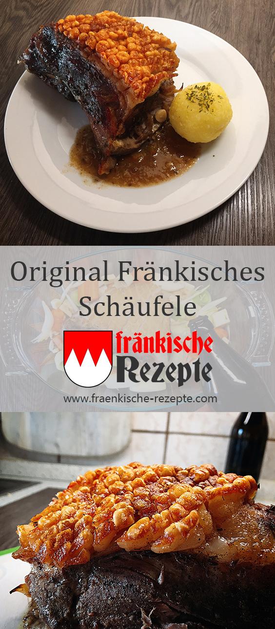 Original Fränkisches Schäufele